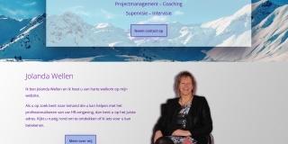 Jolanda Wellen redesign